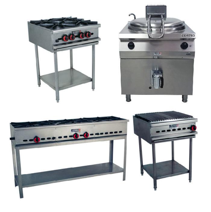 Cocinas y asadores