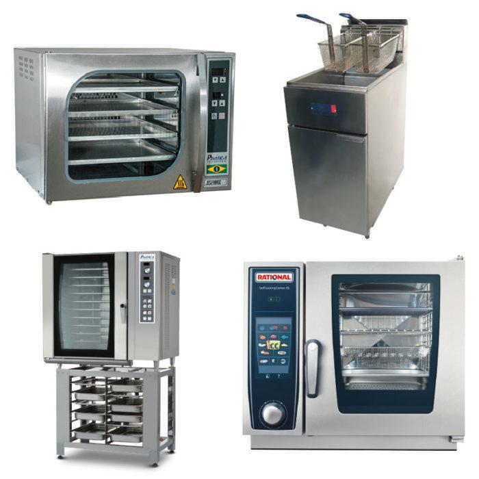 Freidores y hornos
