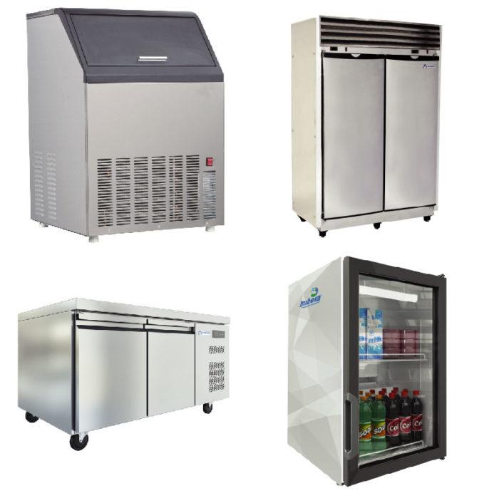 Refrigeración y hielo