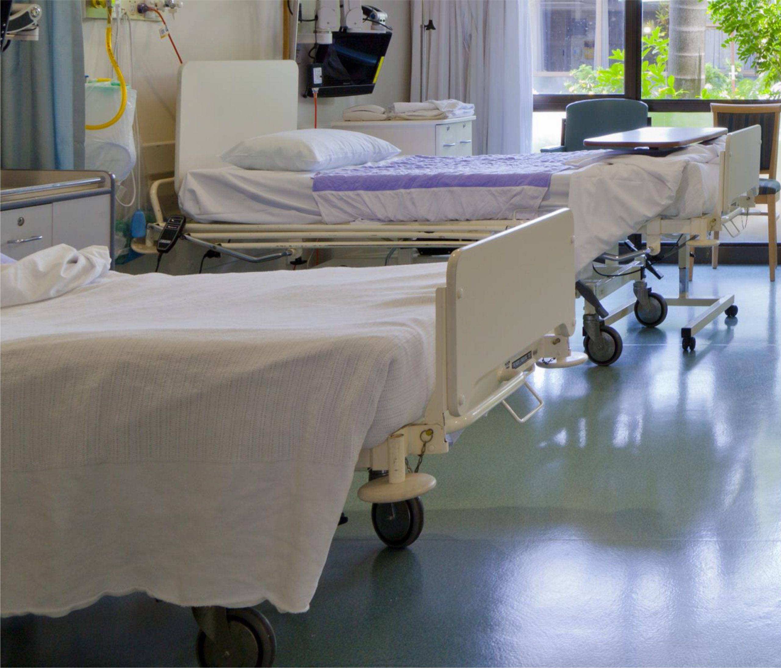 Portafolio textil para el sector salud