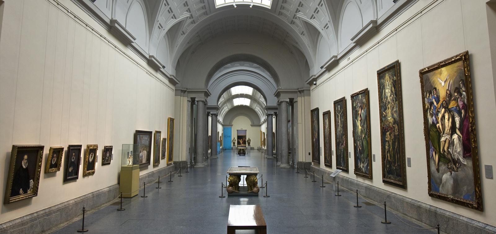 Museo.En Su Bicentenario El Museo Del Prado Premiado Con El Princesa De