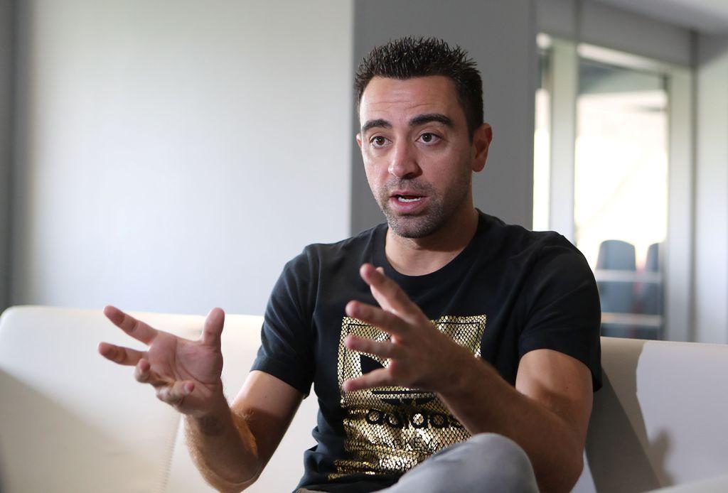 Xavi confiesa la razón por la cual no tomó las riendas del Barcelona