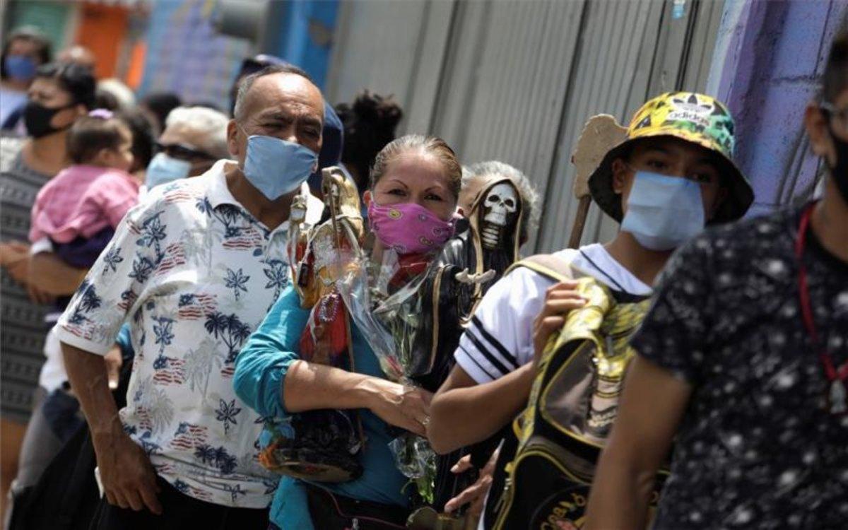 México rebasó los 710 mil contagios por coronavirus | Contrapunto.com