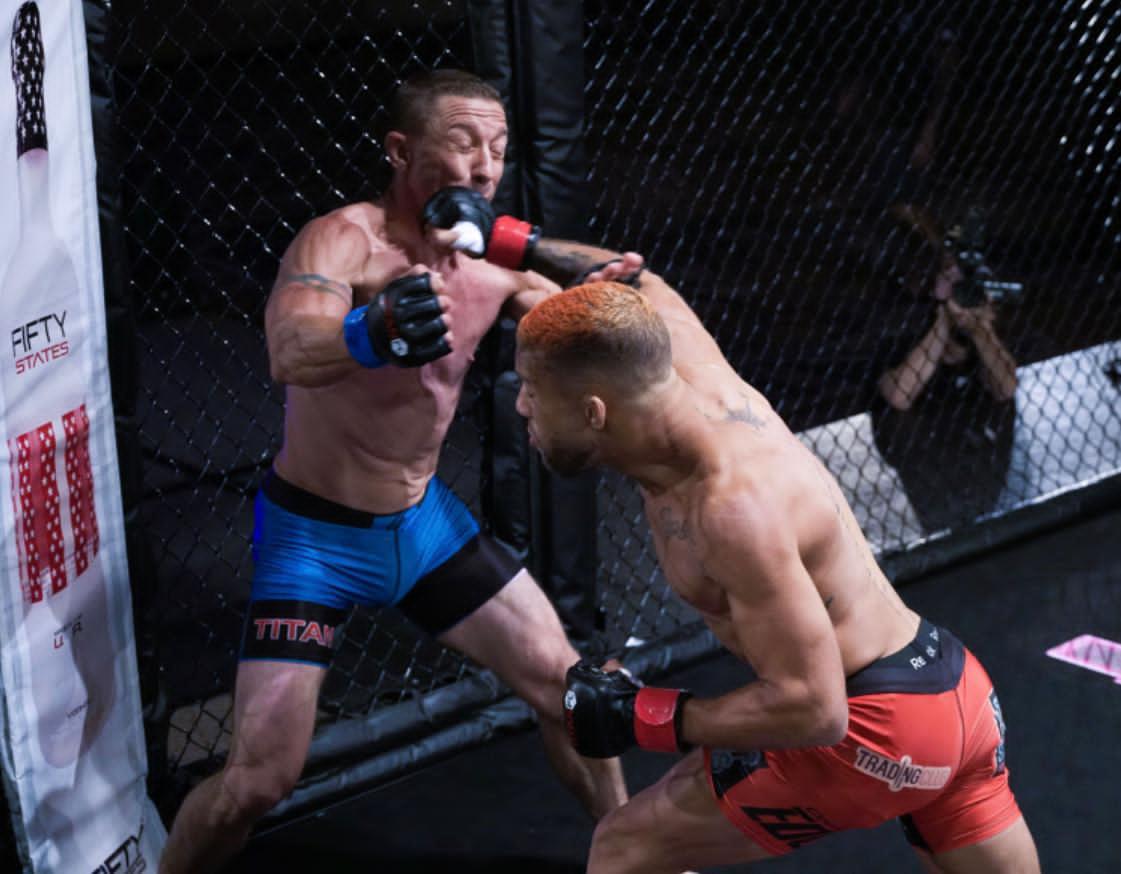 Royberth Echeverría se abre paso en el mundo de la MMA | Contrapunto.com
