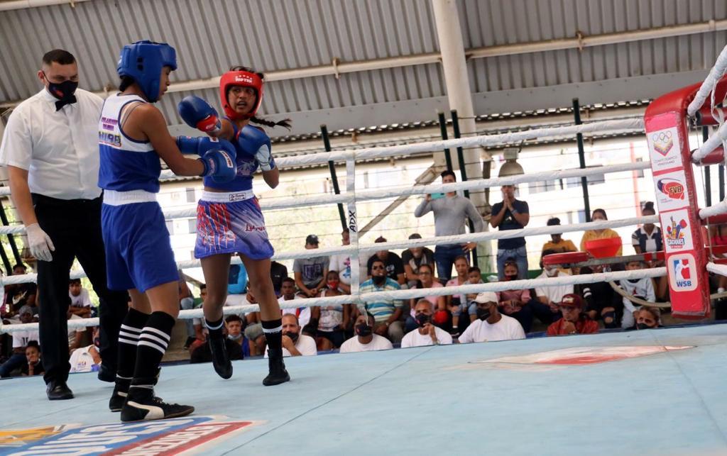 Todo un éxito fue el chequeo nacional juvenil de boxeo 2021 | Contrapunto.com