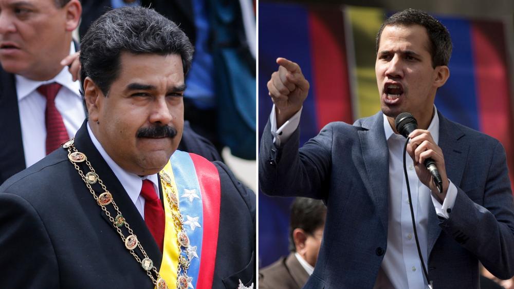 Maduro controla el territorio y Guaidó los activos en el extranjero ¿Quién garantiza la vacuna a los venezolanos?