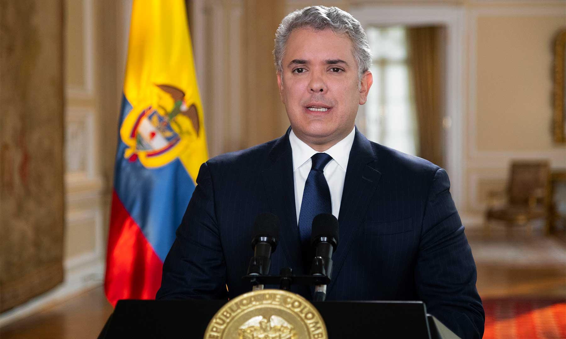 Iván Duque: El diálogo en Venezuela debe llevar elecciones presidenciales  inmediatas | Contrapunto.com