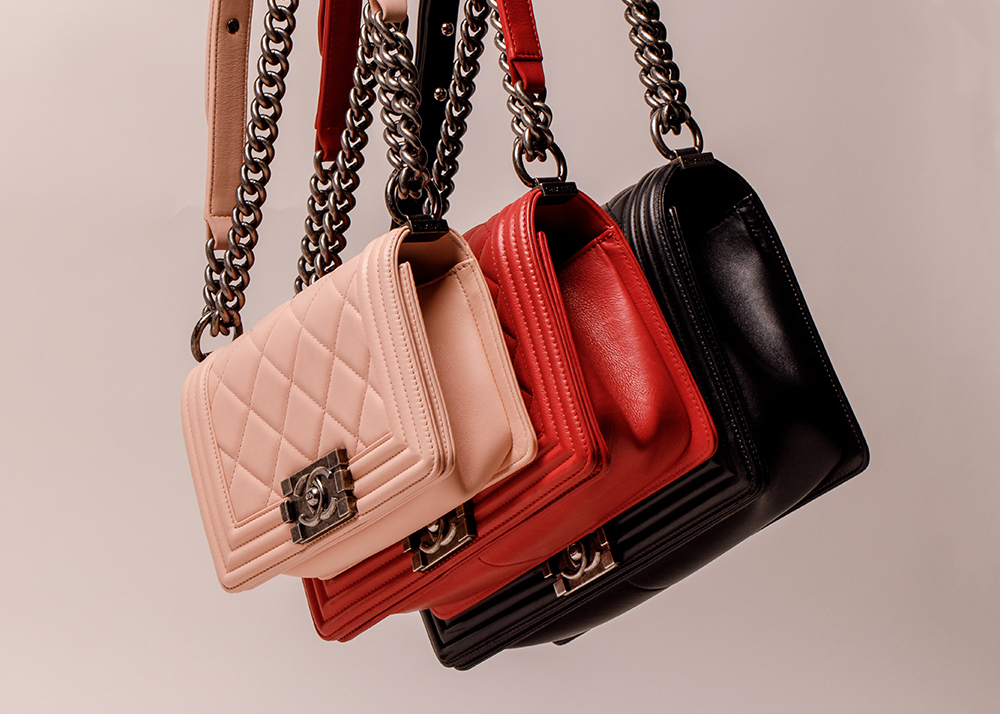 chanel style codes and hardware