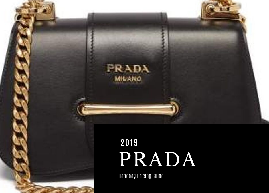 Prada Bag Price List Guide