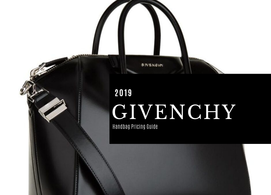 Givenchy Bag Price List Guide