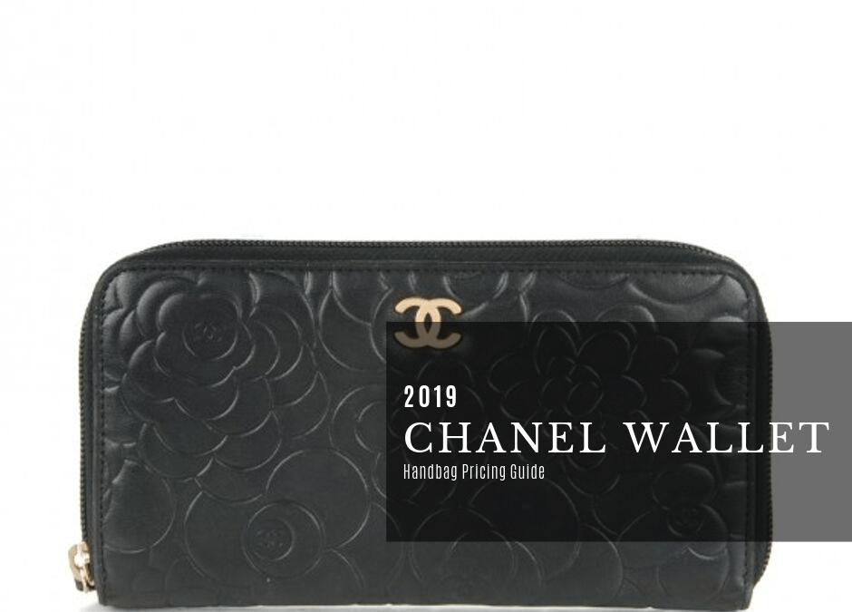 Chanel Wallet Price List Guide