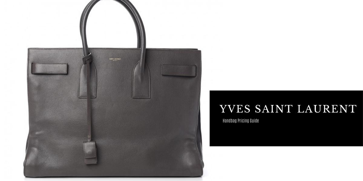 The Saint Laurent Classic Sac De Jour Bag Guide
