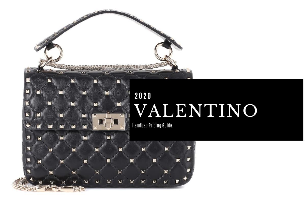 Valentino Bag Price List Guide