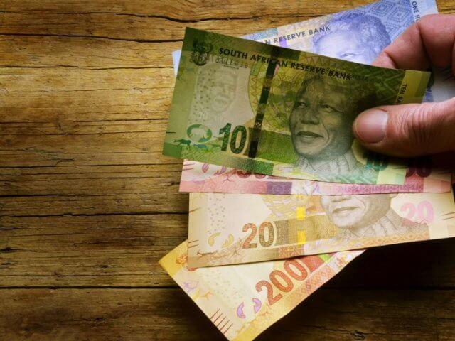 Como levar dinheiro para a Cidade do Cabo