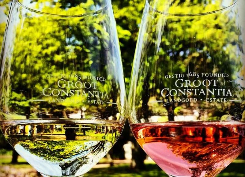 Taças de vinho - Constantia