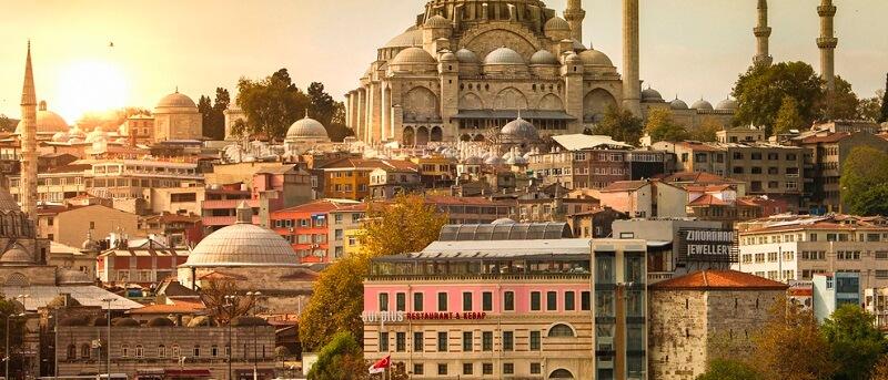 Detalhes de Istambul