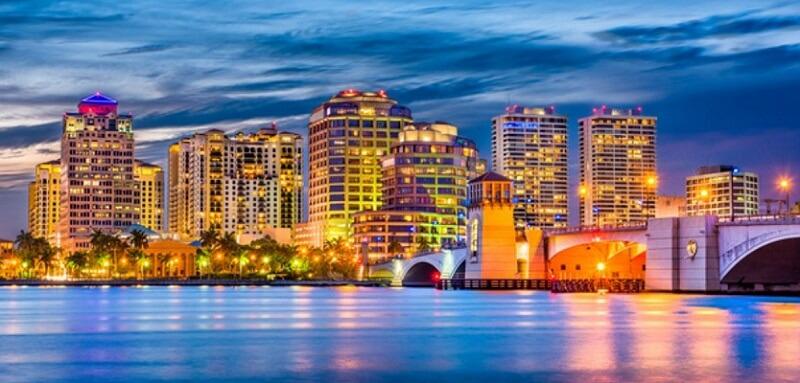 Aluguel de Carro em West Palm Beach na Flórida: Todas as dicas