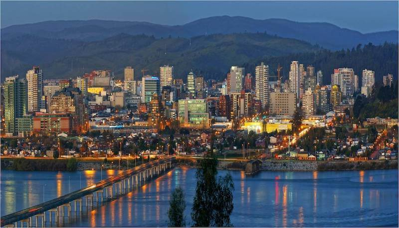 Aluguel de carro em Concepción no Chile: Todas as dicas