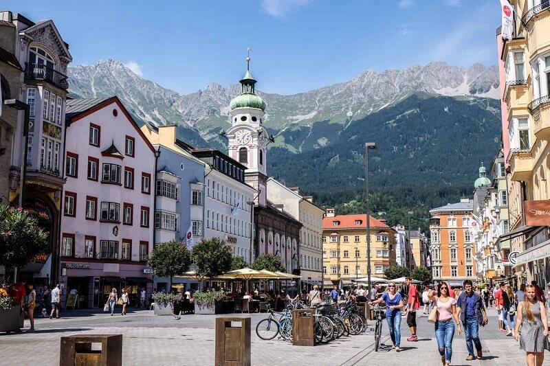 Aluguel de carro em Innsbruck na Áustria: Todas as dicas