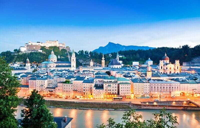 Aluguel de carro em Salzburgo na Áustria: Todas as dicas