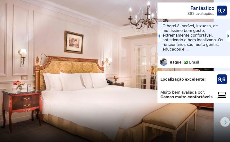 Hotel Alvear Palace em Buenos Aires