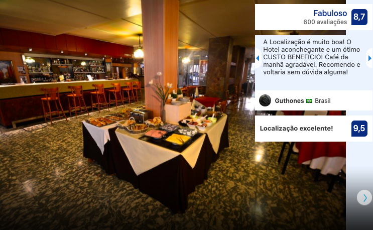 Hotel Nutibara em Mendoza