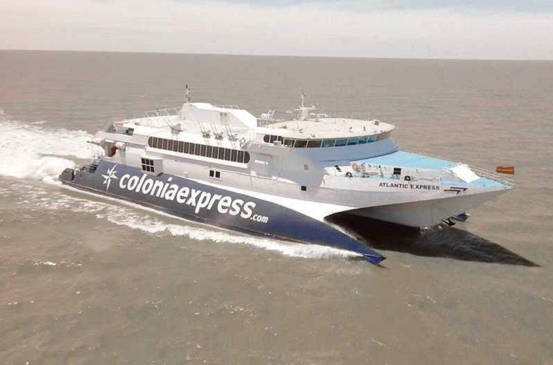 Colonia Express na Argentina