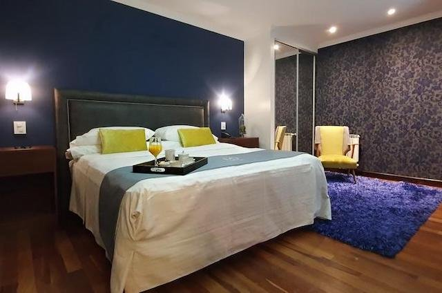 Quarto do MG Design Hotel Boutique em Salta