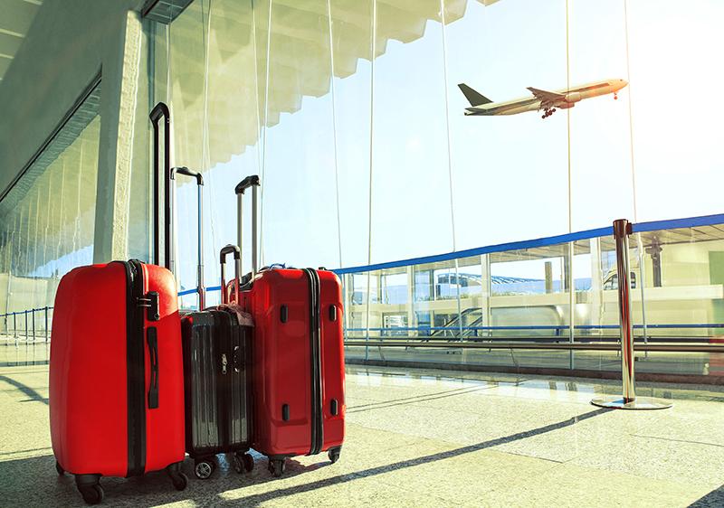 Seguro viagem inclui assistência de roubos, perda ou extravio de bagagem