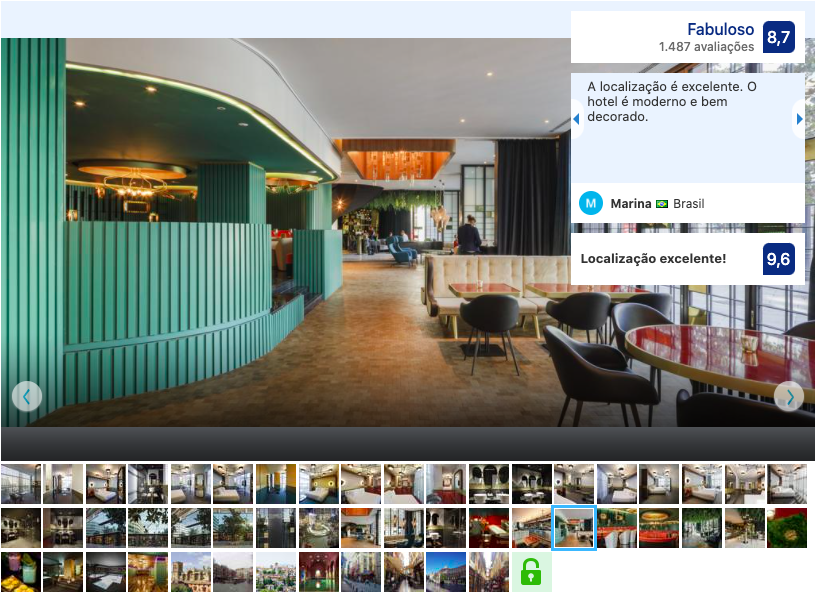 Marquis Hotels Issabel's em Granada