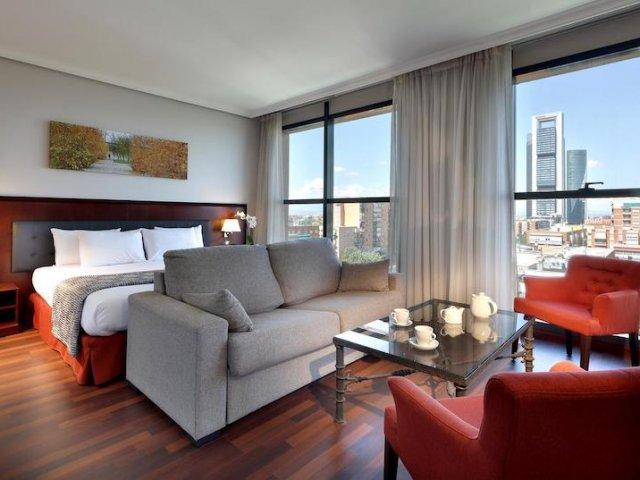 Hotéis de luxo em Madri
