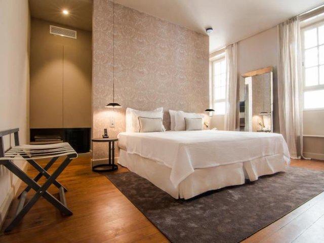 Melhores hotéis em Menorca - quarto do Hotel Casa Ládico