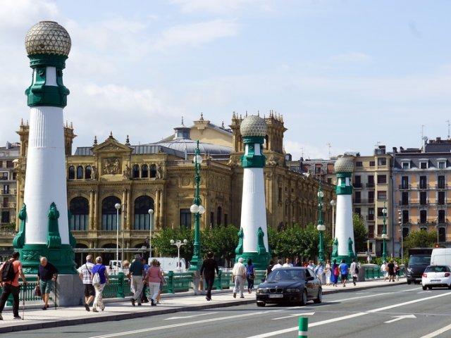 Onde ficar em San Sebastián: melhores regiões