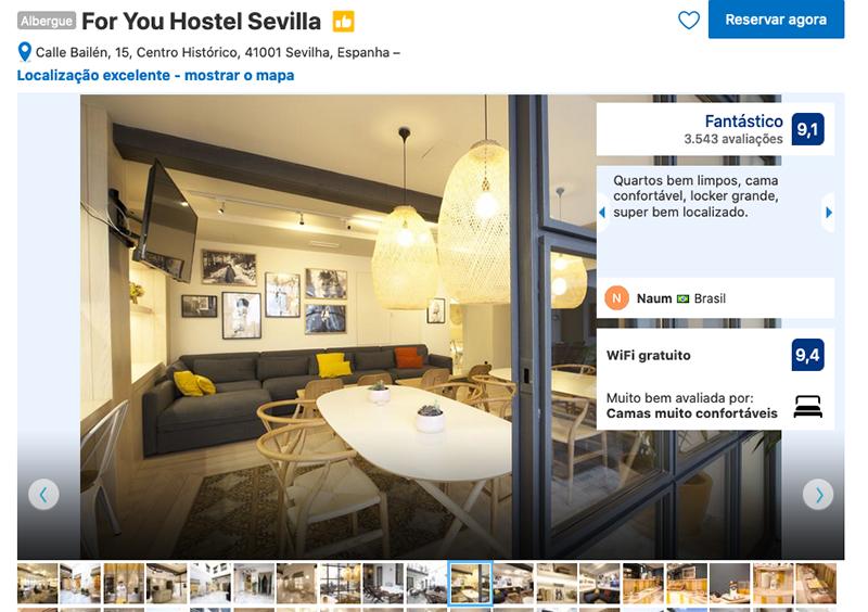 For You Hostel Sevilla
