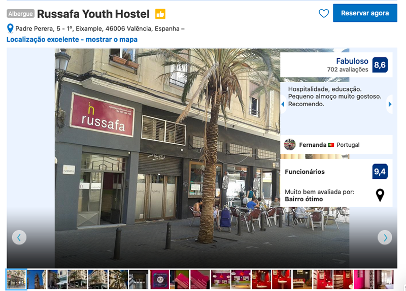 Russafa Youth Hostel