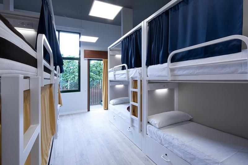Dormitório do Dream in Santiago