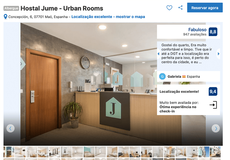 Hostal Jume – Urban Rooms