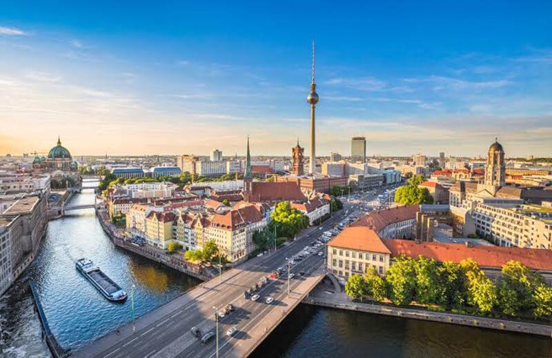 Como enviar dinheiro para Berlim e Alemanha
