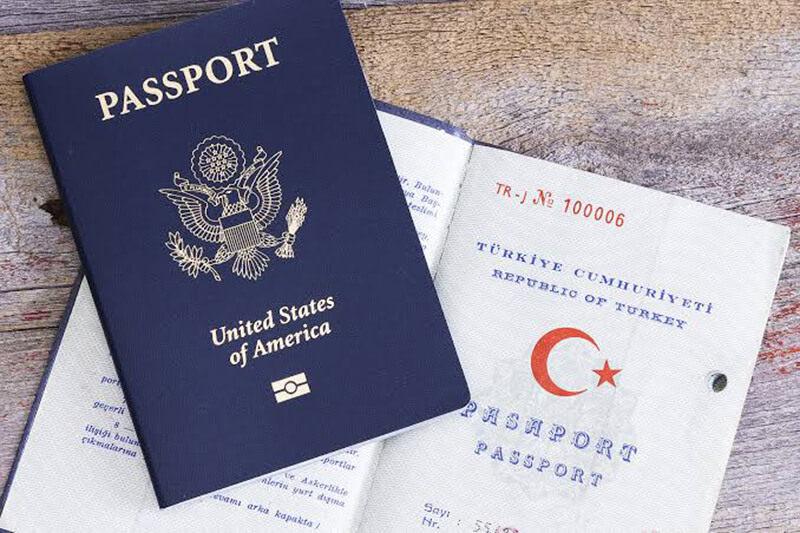 Documentos necessários para viajar para Hamburgo