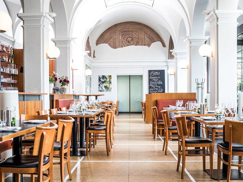 Restaurant & Café Alte Meister em Dresden
