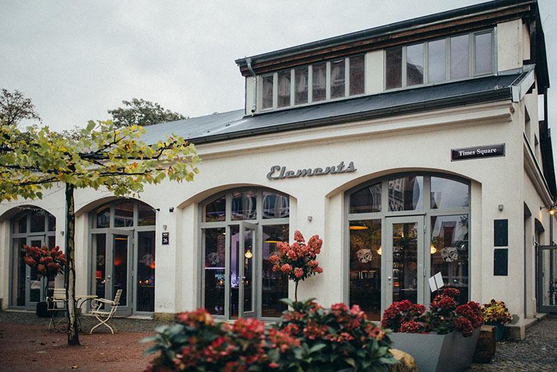 Restaurante Elements em Dresden