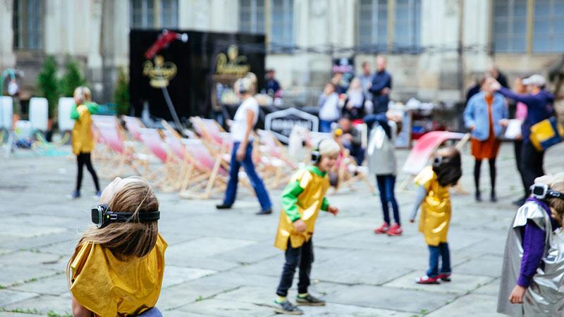 O que fazer com crianças em Dresden