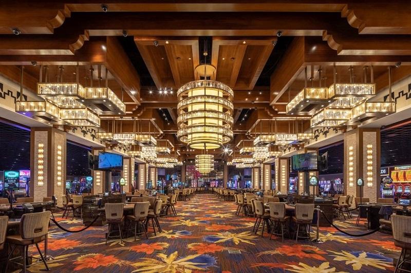 Cassinos em Las Vegas - Estrutura