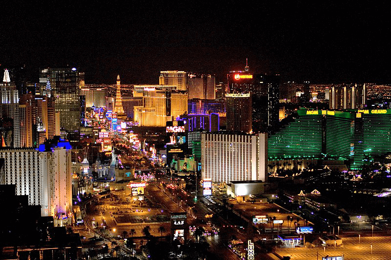 Cassinos em Las Vegas - Vida noturna