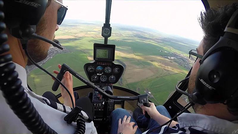 Experiência de piloto do passeio de helicóptero em Montreal