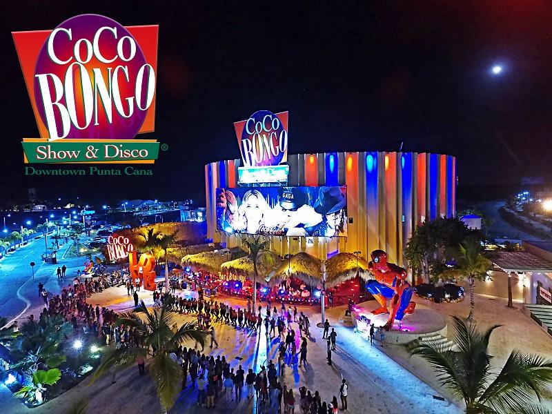Baladas em Cancún - Coco Bongo