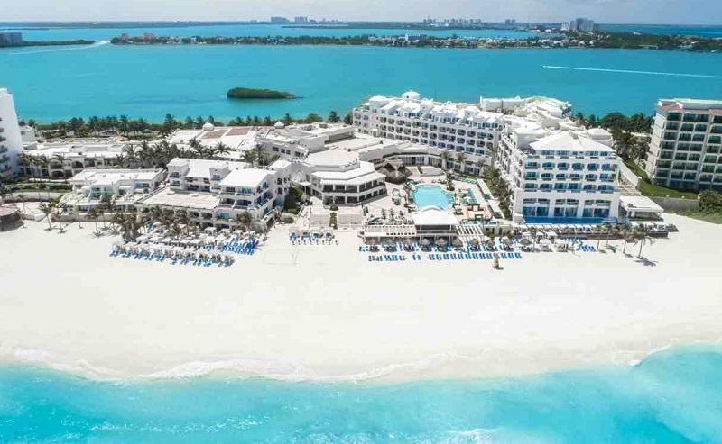 Hotel de luxo em Cancún