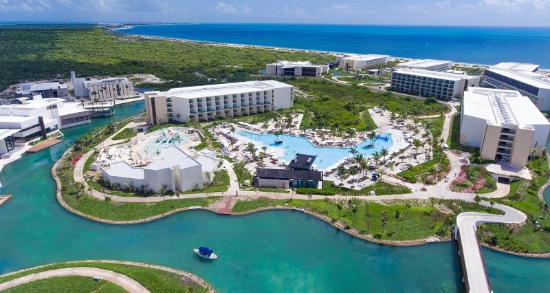 Melhores hotéis resorts all inclusive em Cancún