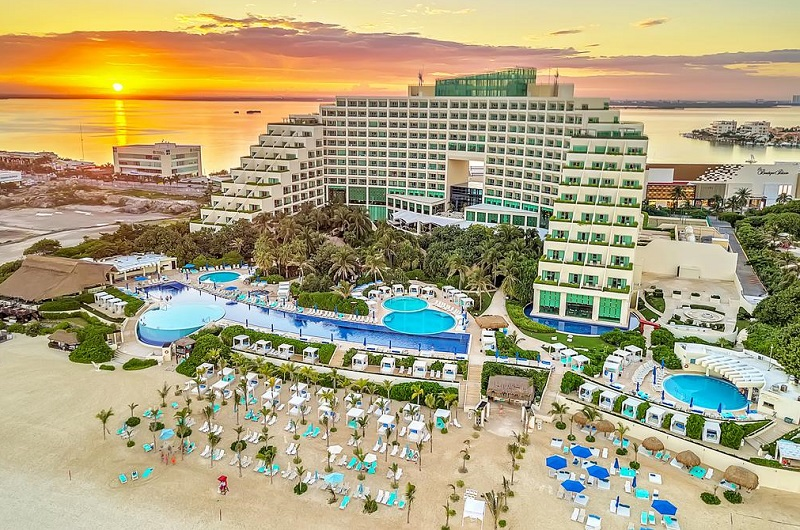 Live Aqua Beach resort all inclusive em Cancún