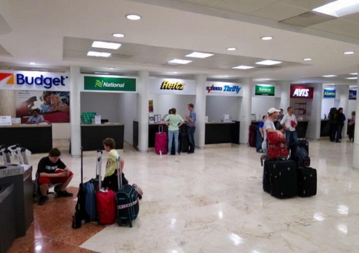 Empresas de aluguel de carro em Cancún